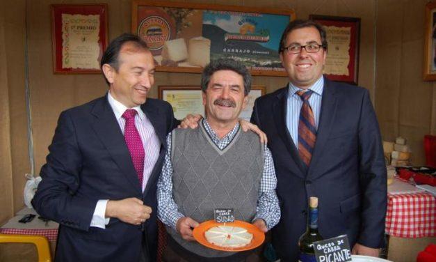 Trujillo abre la Feria del Queso con más de 500 variedades de España, Francia y Portugal