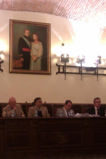 El pleno de Plasencia acuerda solicitar a Fomento la reapertura de la línea de ferrocarril hasta Astorga