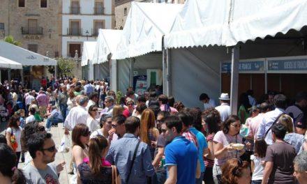 La Feria Nacional del Queso de Trujillo congrega a 150.000 personas y bate récords de participación