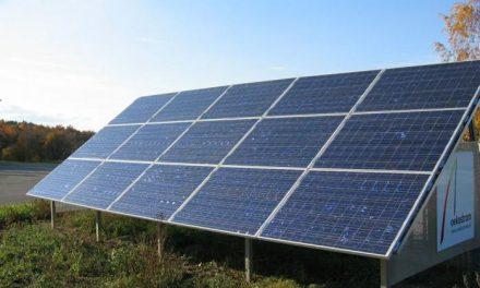 Una empresa familiar proyecta montar una planta fotovoltaica de 1 megavatio en Abadía con 3,6 millones