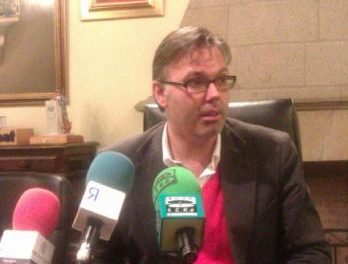 Pizarro solicitará a la ministra Ana Pastor la reapertura del corredor ferroviario de la Vía de la Plata