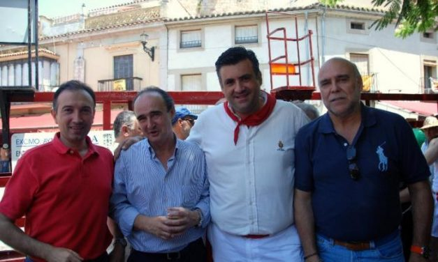 El alcalde de Coria recibe con satisfacción que la fiesta de San Juan sea declarada Festejos Taurinos Populares