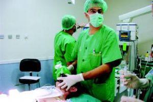 Casi la mitad de las operaciones quirúrgicas en la región no precisan ya hospitalización