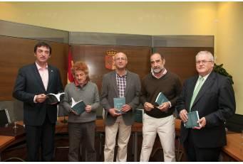 Garrovillas presenta los libros ganadores del Premio Alconétar de Inéditos de Historias Locales