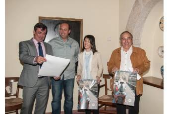 La I Ruta Ecuestre 'Orden de Alcántara' discurrirá entre las localidades de Alcántara y Zarza la Mayor