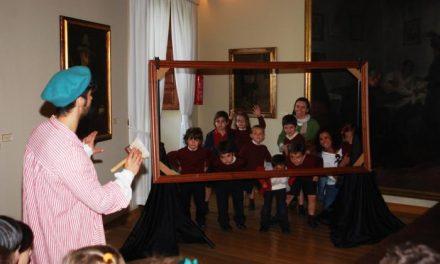 La Diputación de Cáceres acerca esta semana el arte de los museos a los escolares de la provincia