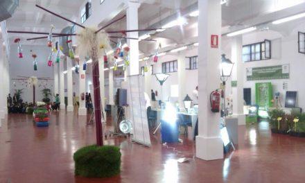 La sala diáfana del mercado de Abastos de Plasencia se estrena con el congreso de recursos sostenibles