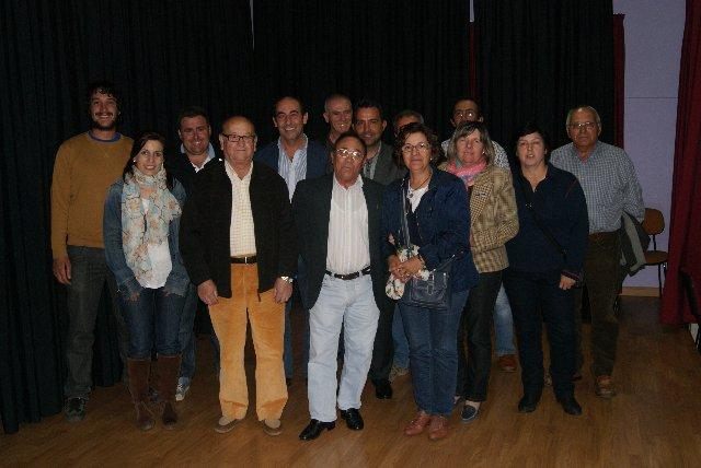 Sánchez Duque repasa en el Valle del Alagón las medidas adoptadas en Extremadura para reactivar el empleo