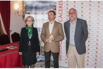 La Diputación de Cáceres presenta la programación de la IV Semana del Geoparque Villuercas Ibores Jara