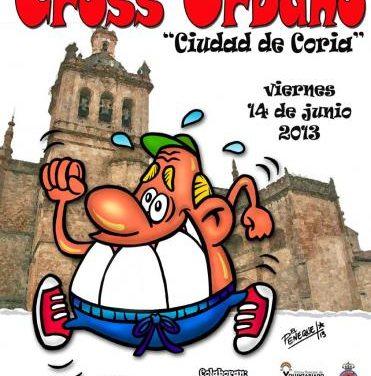 """Más de 300 corredores participarán el la XXIX edición del Cross Urbano """"Ciudad de Coria"""""""