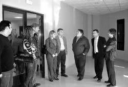 El nuevo albergue juvenil de Almendralejo abrirá dentro de cinco meses y oferta un total de 60 plazas