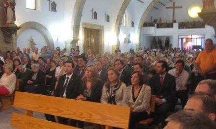 Moraleja recuerda a los fallecidos en la fábrica y rinde homenaje a los profesionales que participaron en el rescate