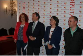 La Diputación de Cáceres abre el plazo del Programa de Voluntarios Expertos 2013 a través de FELCODE