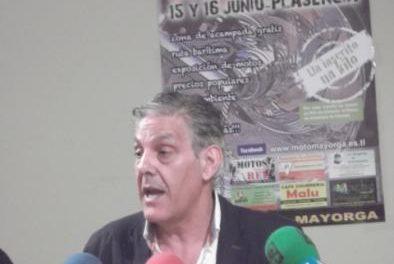 Plasencia aclara que el concierto de Pablo Alborán lo está negociando un promotor privado y no está confirmado