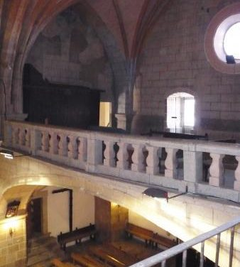 La declaración de Bien de Interés Cultural del Convento de Santa Clara se publica en el DOE