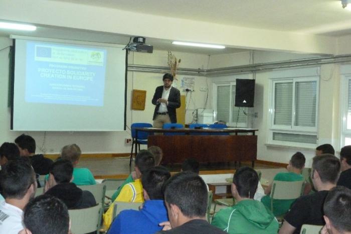 Sierra de San Pedro intercambia prácticas de apoyo al emprendimiento con otros países de la UE