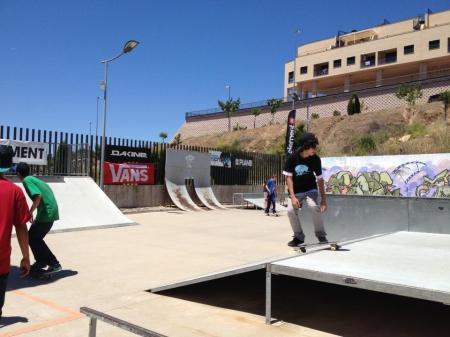 Plasencia acoge la primera prueba puntuable de la primera edición de la  Liga de Skate de Extremadura