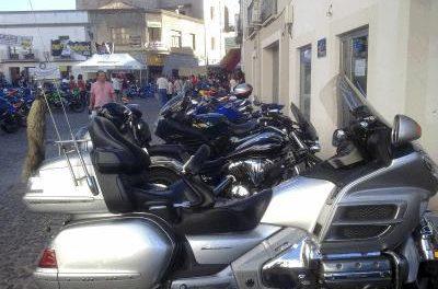 "La peña motera ""Esperando"" de Coria celebra este fin de semana una ruta con barbacoa"