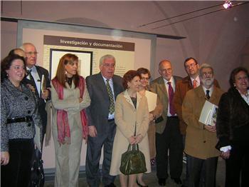 Una exposición conmemora el 75 aniversario del Museo de Cáceres en el Palacio de las Veletas
