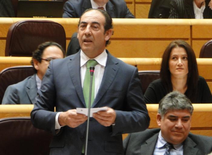 Sánchez Duque será uno de los ponentes en el Senado para la tramitación de la Ley de Mejora Alimentaria