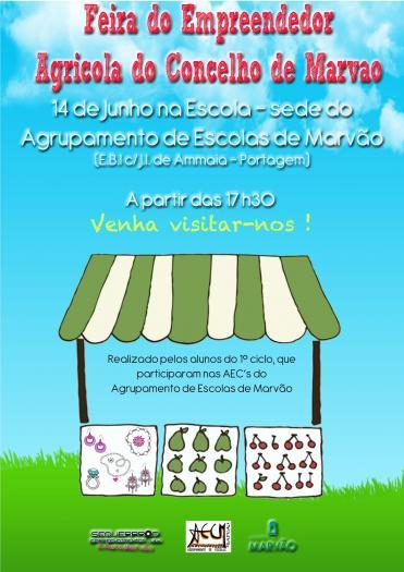 Los alumnos de la escuela Ammaia de Portagem celebrarán una Feria de Emprendimiento Agrícola