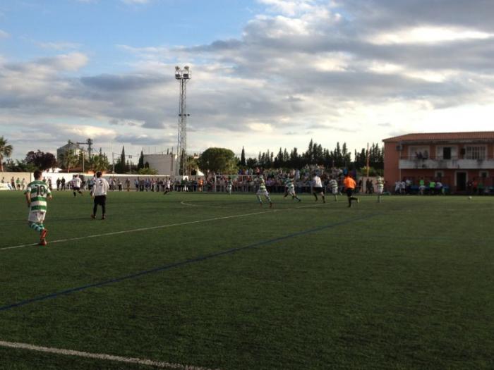 El C.P. Moraleja logra el ascenso a regional preferente tras remontar al Bienvenida el 3-1 del partido de ida