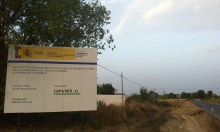 La Moheda acoge este jueves el acto de inauguración de la carretera que une la localidad con Moraleja