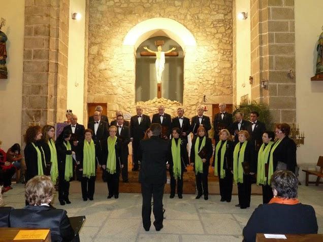 La Coral Cauriense celebrará un concierto de música profana en la casa de cultura de Coria