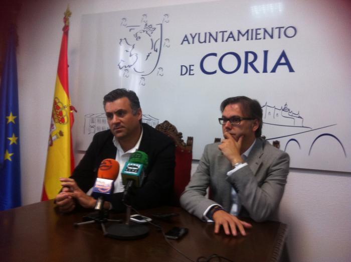 Coria y Plasencia aunarán esfuerzos para promocionar las dos ciudades como destino turístico