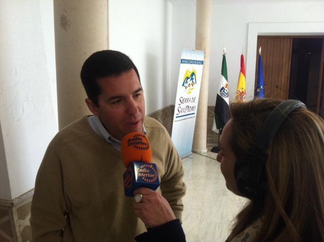 """Nevado-Batalla opina que Extremadura """"no se va a llevar sobresaltos"""" con la reforma de la Administración"""