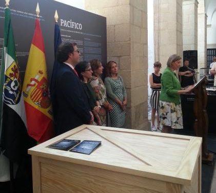 Nogales reivindica en Trujillo los lazos culturales y económicos de Extremadura con Latinoamérica