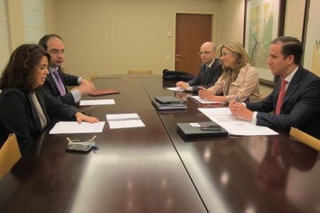 Extremadura prepara en Bruselas la agenda del segundo semestre del año en el Consejo de Ministros