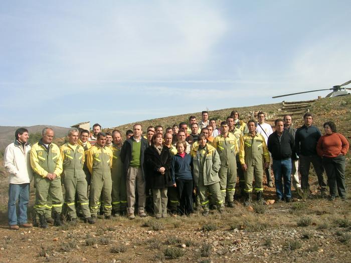 Los trabajadores de la BRIF de Pinofranqueado trabajarán los 12 meses del año a partir del 2011