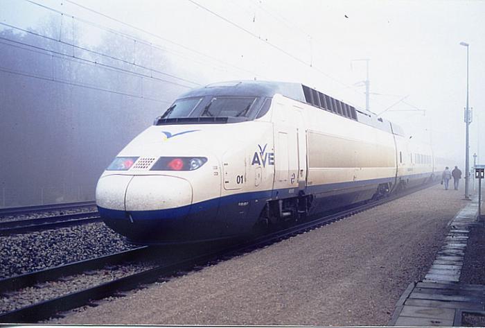 Renfe garantiza la continuidad del tren Badajoz-Barcelona a pesar de la llegada del AVE