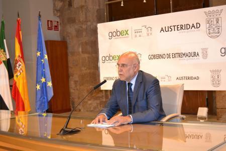 """Echávarri considera """"positiva"""" la reforma de la PAC teniendo en cuenta la propuesta inicial de la UE"""