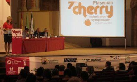 Teniente destaca el potencial económico de la cereza en la agroalimentación, el  sector turístico o la salud