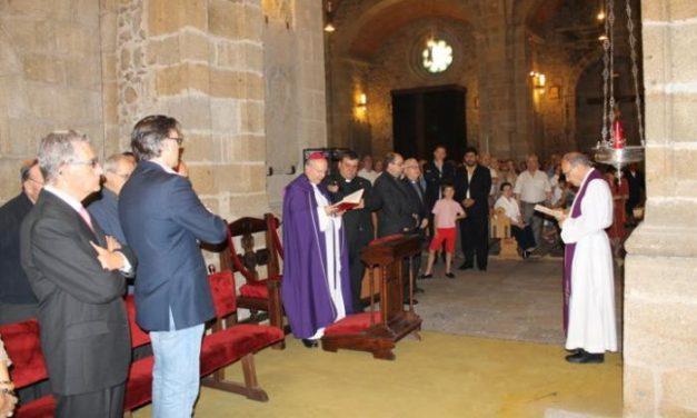 La Diócesis de Plasencia y la ciudad rinden homenaje al obispo Cipriano Calderón, hijo predilecto placentino