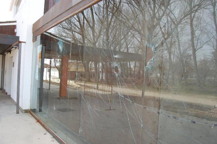 El Ayuntamiento de Moraleja estudia instalar cámaras en espacios públicos para evitar actos vandálicos