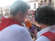 Ballestero agradece la gran afluencia a las fiestas de San Juan aunque no se hayan celebrado en fin de semana