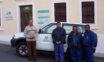 La Mancomunidad Sierra de San Pedro adquiere un nuevo vehículo todoterreno con un coste de  14.000 euros