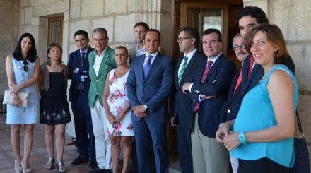 Parejo considera fundamental que Plasencia tenga buenos accesos para atraer inversiones y turismo