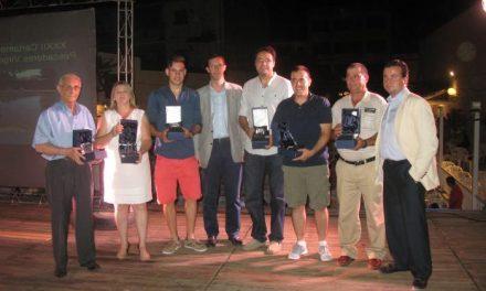 Moraleja galardona a los deportistas más relevantes de la temporada 2012-13 en la cuarta de la gala del deporte