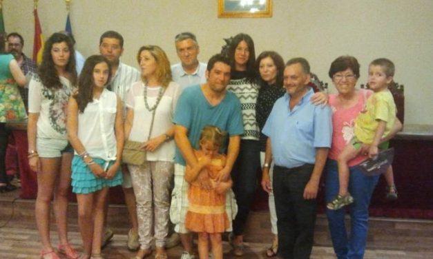La concejala del PP, Patricia Parro Díaz, será la abanderada de las fiestas de San Juan 2014 de Coria