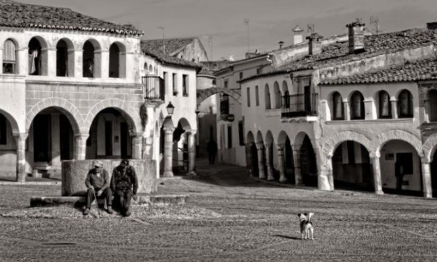 El fotógrafo Raúl Herrero gana el Certamen de Fotografía Artísica de Garrovillas de Alconétar