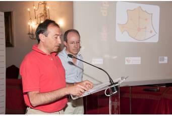 Diputación presenta un visor web que permitirá acceder a información geográfica y cartográfica de la provincia
