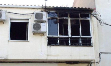 La familia de las dos víctimas del incendio de Coria oficia un funeral en Cáceres y el entierro en Aldeacentenera
