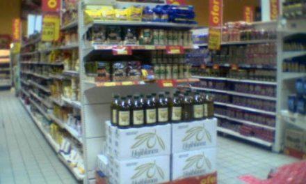 El descenso de los precios en enero fue mayor en Extremadura con respecto a la media nacional