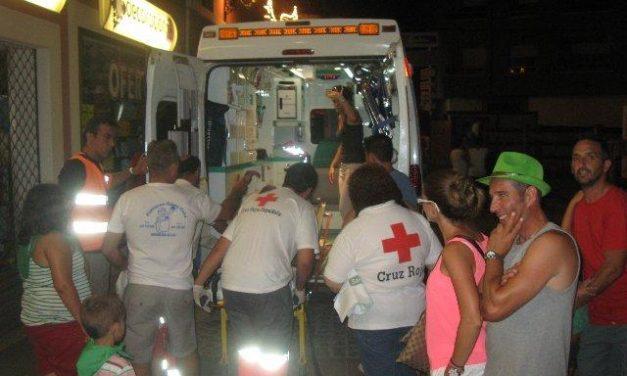 El vecino de Moraleja de 44 años herido en la vaquilla se recupera favorablemente en el hospital de Coria