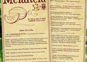 Profesionales del sector frutícola se darán cita este fin de semana en el Festival de la Sandía de Ladoerio