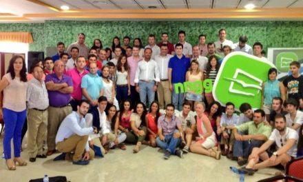 Parejo apoya el fomento de la cultura emprendedora que lleva a cabo el Gobierno de Extremadura